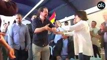 El PSOE ofrece a Podemos y PNV los escaños 'VIP' del Congreso