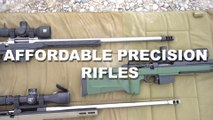 The Best New Affordable Precision Rifles