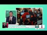 Entrevista con Esteban Moctezuma sobre el nuevo calendario escolar de la SEP   Noticias con Paco Zea