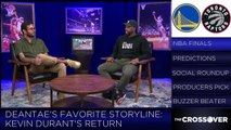 How Can Kevin Durant Change The Direction Of The NBA Finals?