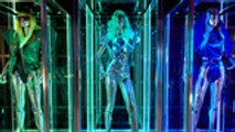 Haus of Gaga Fashion Exhibition Opens in Las Vegas | Billboard News
