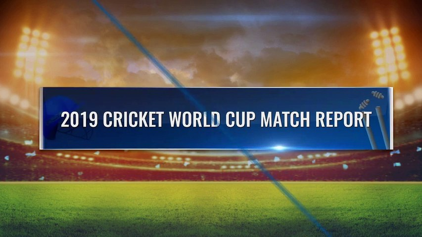 ICC World Cup 2019: Stokes stars as England thrash South Africa in the tournament opener