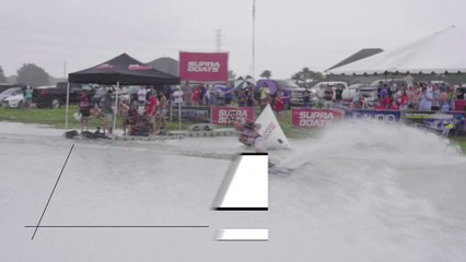 2019 Pro Wakeboard Tour Stop #1 - 4th Place Run