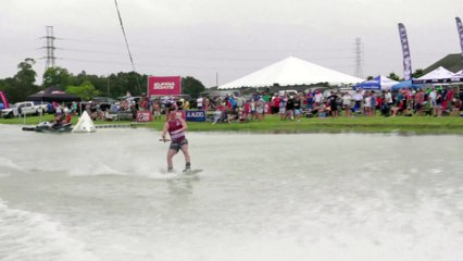 2019 Pro Wakeboard Tour Stop #1 - 1st Place Run