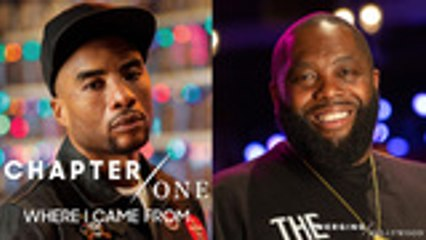 Killer Mike & Charlamagne tha God   Emerging Hollywood Chapter 1: Where I'm From