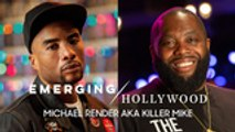 Michael Render aka Killer Mike & Charlamagne tha God | Emerging Hollywood Full Episode