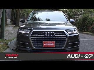 Audi Q7 a prueba - CarManía (2019)
