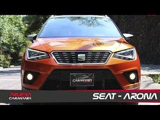 SEAT Arona Xcellence a prueba - CarManía (2019)