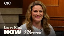 """""""There's no jolly ribbing"""": Ana Gasteyer on comedy in the Trump era"""
