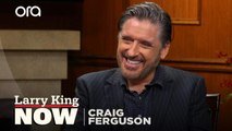 """""""Like a rock documentary"""": Craig Ferguson on his new stand up special 'Hobo Fabulous'"""
