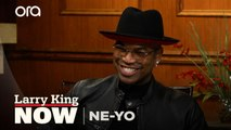 Ne-Yo on how his name was inspired by 'The Matrix'