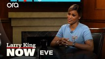 """Eve on Julie Chen's 'The Talk' exit: """"I miss her"""""""