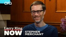 """""""My resume was the top one on the pile"""": Stephen Merchant on meeting Ricky Gervais"""