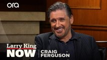 Craig Ferguson reveals David Letterman protected him during his late night stint on CBS