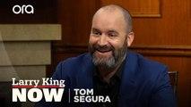 "Tom Segura's kid is a ""psycho"""