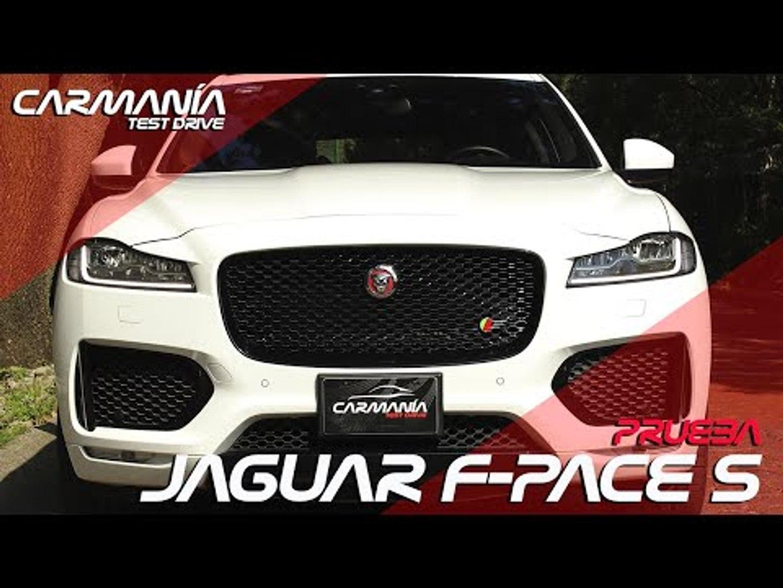 Jaguar F-Pace S a prueba - CarManía (2018)