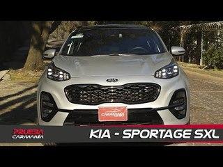 KIA Sportage SXL a prueba - CarManía (2019)
