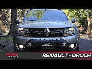 Renault Oroch a prueba - CarManía (2019)