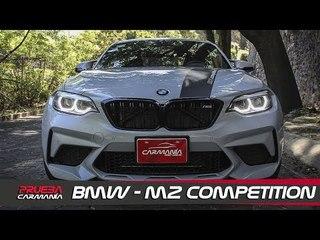 BMW M2 Competition a prueba - CarManía (2019)
