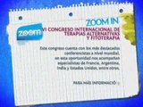 ZOOM IN   VI CONGRESO INTERNACIONAL DE TERAPIAS ALTERNATIVAS Y FITOTERAPIA