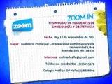 ZOOM IN - VI Simposio de Residentes de Ginecología y Obstetricia