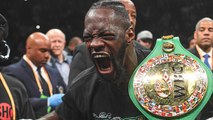 Deontay Wilder announces Luis Ortiz rematch