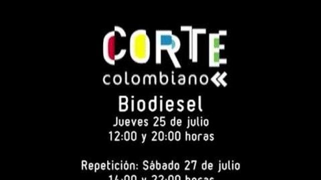 """Promo capítulo 17 de Corte Colombiano III """"BIODIESEL"""""""