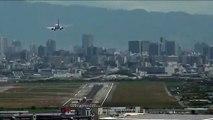Quand deux avions se retrouvent sur la piste d'atterrissage au même moment