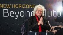 Entretenimiento   Brian May, guitarrista de Queen, dedica una canción a misión de la NASA