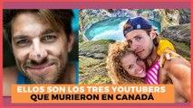 "Internacional | Mueren ""youtubers"" en viaje por Canadá"