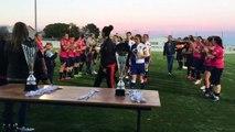 Féminines: Championnes Coupe De Corse 2019 EFB 2-0 SCB #EFBSCB ()
