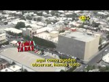 Tomatada (Desde el Helicóptero de Multimedios Televisión)
