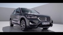The design of the new BMW X1