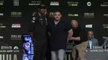 Anthony Joshua refuses to overlook Andy Ruiz ahead of heavyweight bout