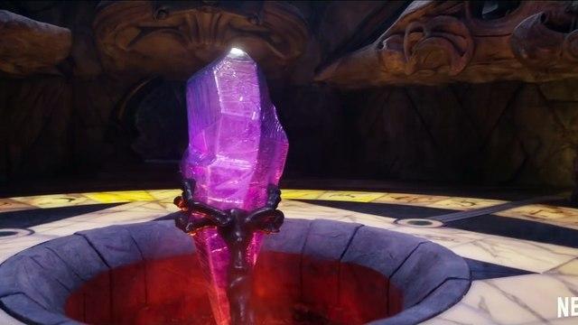 เดอะ ดาร์ก คริสตัล- กำเนิดกบฏกล้า - The Dark Crystal- Age of Resistance