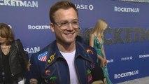 'Rocketman' Star Taron Egerton Reacts to Flattering Oscar Buzz (Exclusive)
