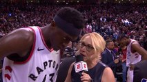 NBA G League alum Pascal Siakam scores 32 PTS as Raptors win Game 1 of 2019 NBA Finals