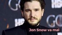 Kit Harington, alias Jon Snow, en cure de désintox depuis la fin de la série