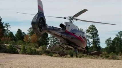 Travel Track On Sirk TV: MAVERICK HELICOPTERS [Grand Canyon Village, Arizona]