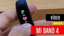 Xiaomi Mi Band 4, toma de contacto