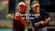 Roland-Garros 2019 - Muguruza - Svitolina : Le match à suivre du 31 mai