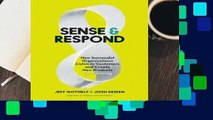 About For Books  Sense and Respond: How Successful Organizations Listen to Customers and Create