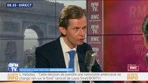 """Les Républicains: Guillaume Larrivé lance """"un appel au cessez-le-feu"""""""