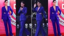 Kareena Kapoor Khan shines in purple pant suit at Dance India Dance 7; Watch video   Boldsky