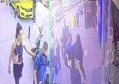 Sokak ortasında yaşandı! Yabancı uyruklu erkek yanında yürüyen Türk kadına saldırdı