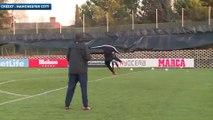 Quand Olivier Ntcham enflammait l'entraînement de Manchester City
