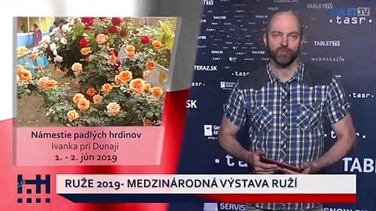 POĎ VON: Ruže 2019 a Víkend otvorených parkov a záhrad