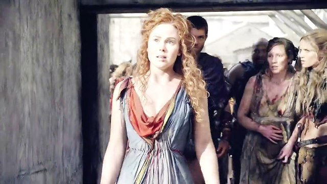 Spartacus  Laeta  To Fall in Love with You  Spartacus