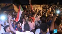 Au Soudan, les manifestants maintiennent la pression sur l'armée