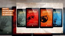 J.K. Rowling sort 4 nouveaux livres Harry Potter!